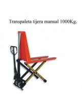 HAND SCISSOR LIFT PALLET TRUCK 520X1140