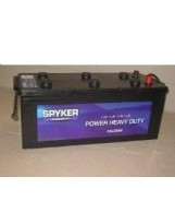 BATTERY 12V 180AH 1035A + LEFT
