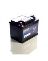 BATTERY SPYKER POWER START12V 60AH 500A + LEFT