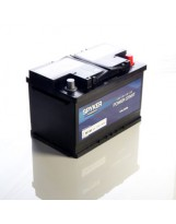 BATTERY SPYKER POWER START 12V 74Ah 660A + RIGHT